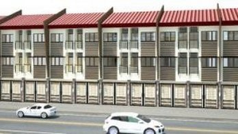 TOWNHOUSE BUILDING IN SAMPALOC MANILA (NEAR UST)