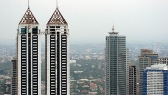 BSA Twin Tower