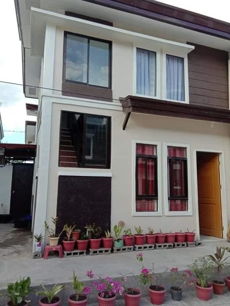provision of 3 bedrooms two storey