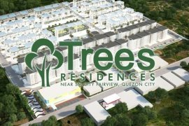 1 Bedroom Condo for sale in Trees Residences, Novaliches Proper, Metro Manila