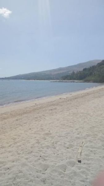 beach front commercial residential lot for sale with 20 discount in subic zambales