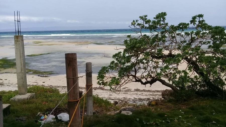 beachfront lot for sale in siquijor island