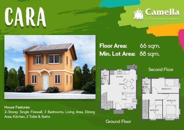 3 Br House And Lot For Sale In Camella Homes Bacolod House For Sale In Negros Occidental Dot Property