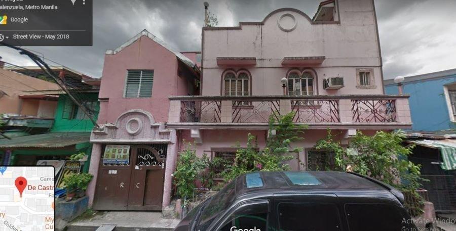 bank foreclosed house and lot no  4115, forsythia st , de castro subd ,  paso de blas, valenzuela city