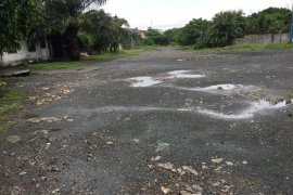 Land for rent in Hermosa, Bataan