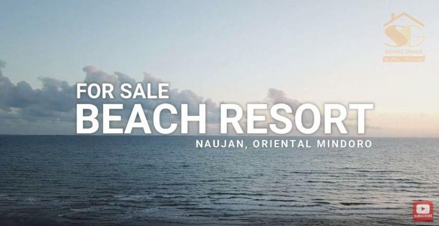 beach resort for sale estrella, naujan, oriental mindoro - 3866632