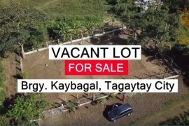 Land for sale in Kaybagal East, Cavite