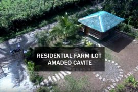 Land for sale in Amadeo, Cavite