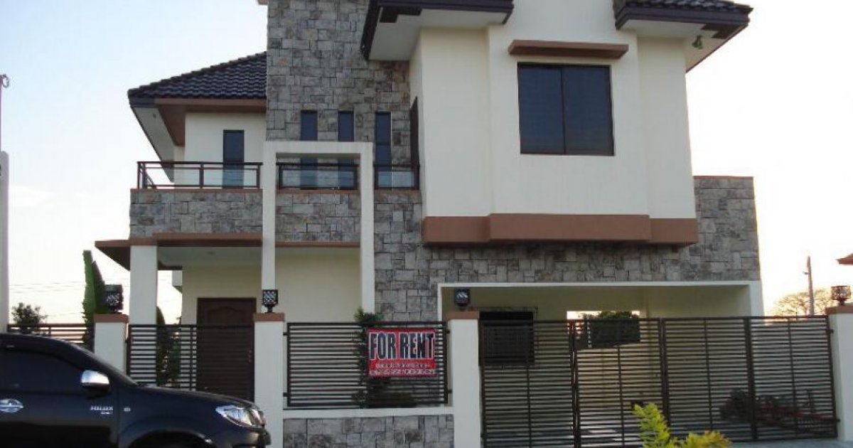 4 Bed House For Rent In Angeles Pampanga 50 000 1772899 Dot Property
