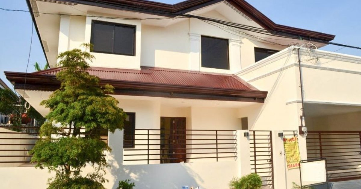 4 bed house for sale in b f homes uno para aque for 1 room house for sale