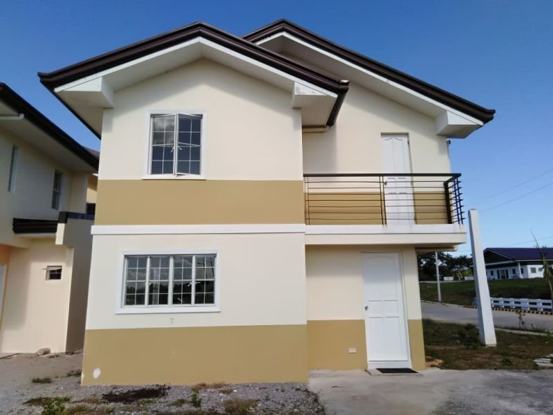 affordable house and lot in cavite city bailey model