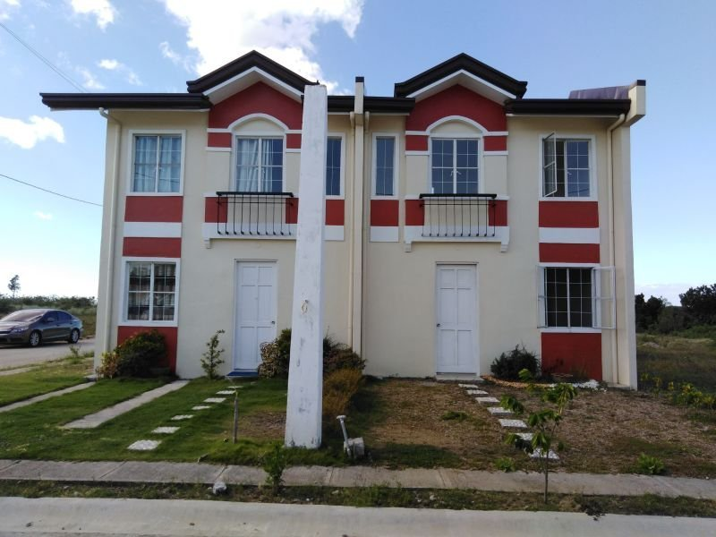affordable house and lot in cavite city daniella model