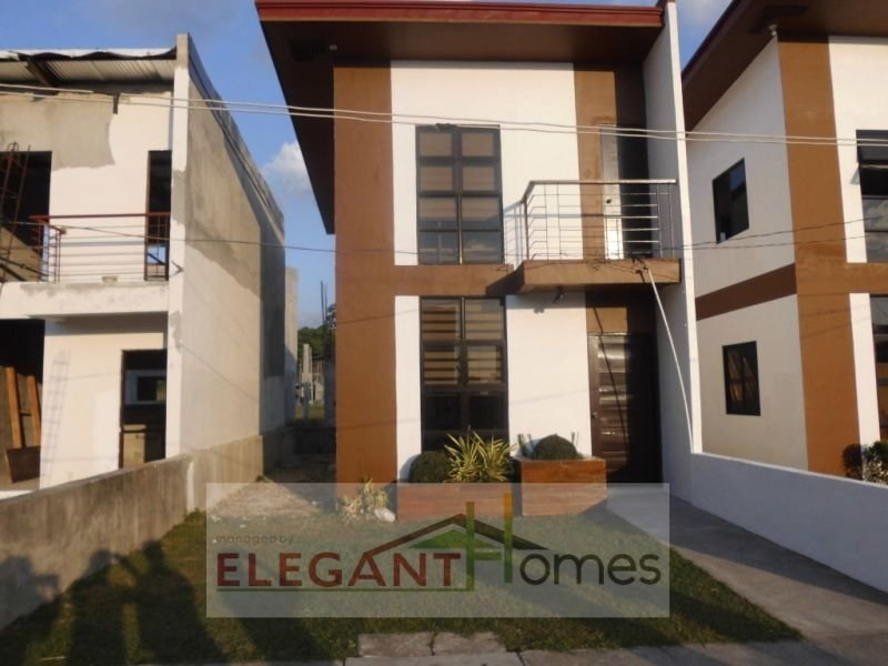 single attached house and lot in tuy, batangas