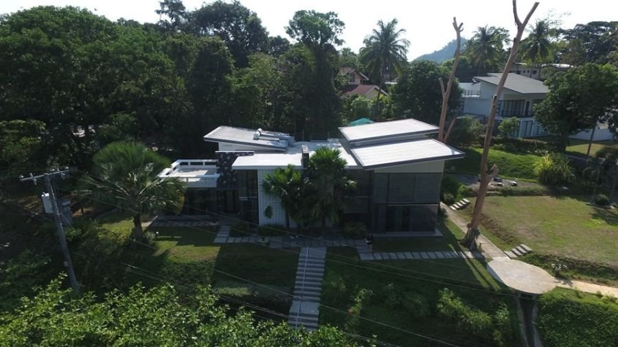 spectacular modern duplex house built to european specification kalayaan subic bay freeport zone olongapo city zambales