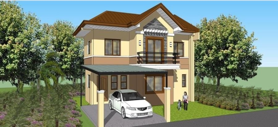 164 sqm house for sale in greenview executive village qc