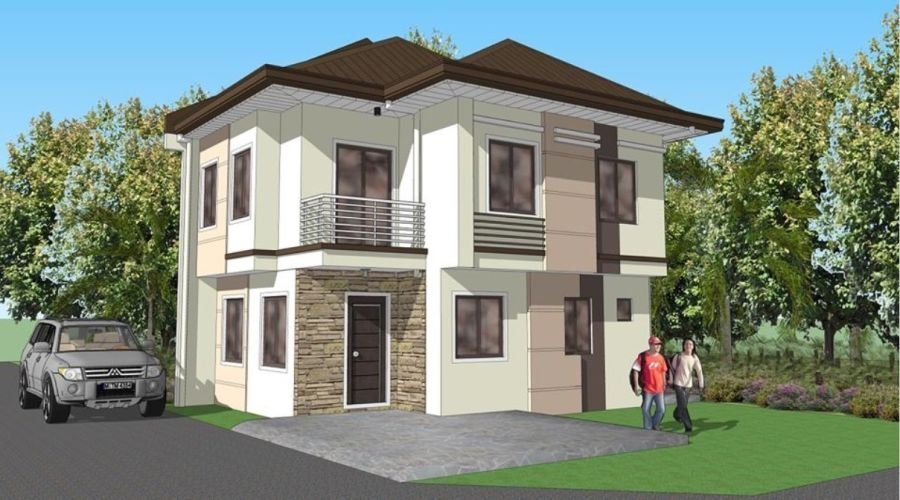 cuztomized pre selling house and lot for sale near feu