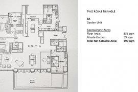 3 Bedroom Condo for sale in Two Roxas Triangle, Makati, Metro Manila
