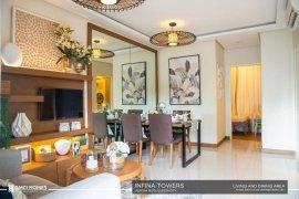 2 Bedroom Condo for sale in INFINA TOWERS, Aurora, Metro Manila near LRT-2 Anonas