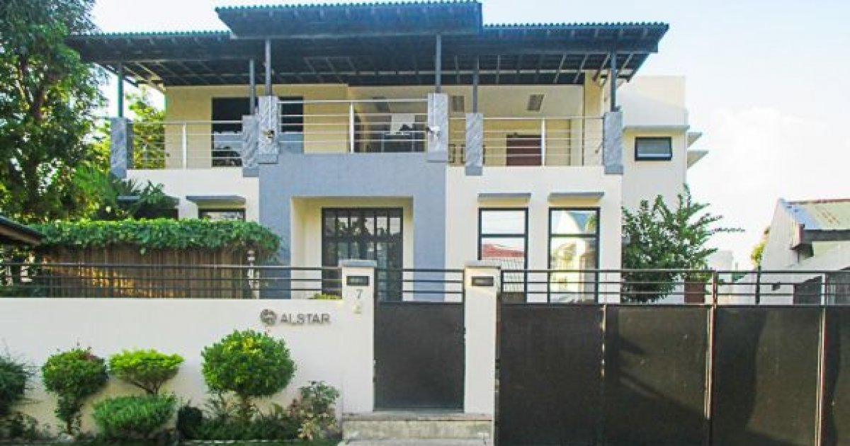 bed house for sale in b f homes uno para aque 26 000 000