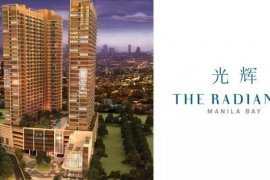 1 Bedroom Condo for sale in The Radiance Manila Bay, Barangay 102, Metro Manila