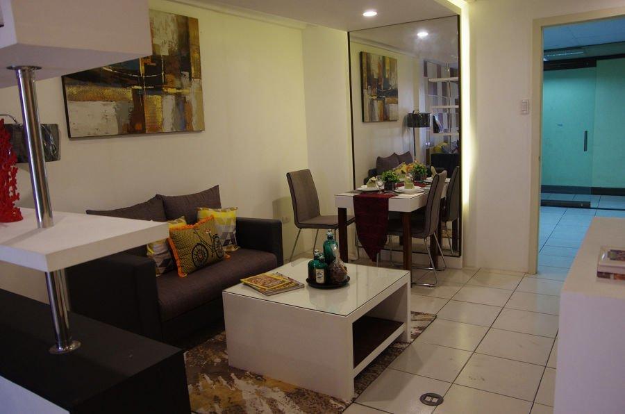 brand new condominium combined unit