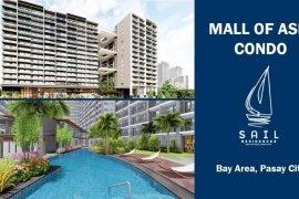 1 Bedroom Condo for sale in Sail Residences, Mall of Asia Complex, Metro Manila near LRT-1 EDSA