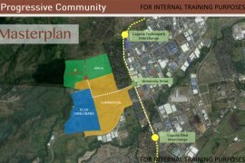Land for sale in Malamig, Laguna