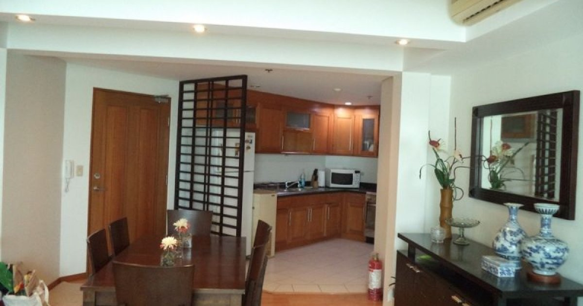 3 Bed Condo For Rent In Metro Manila 95 000 2032716 Dot Property