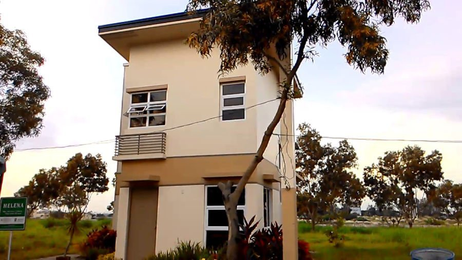 rfo 2 bedroom house for sale in metrogate angeles pampanga