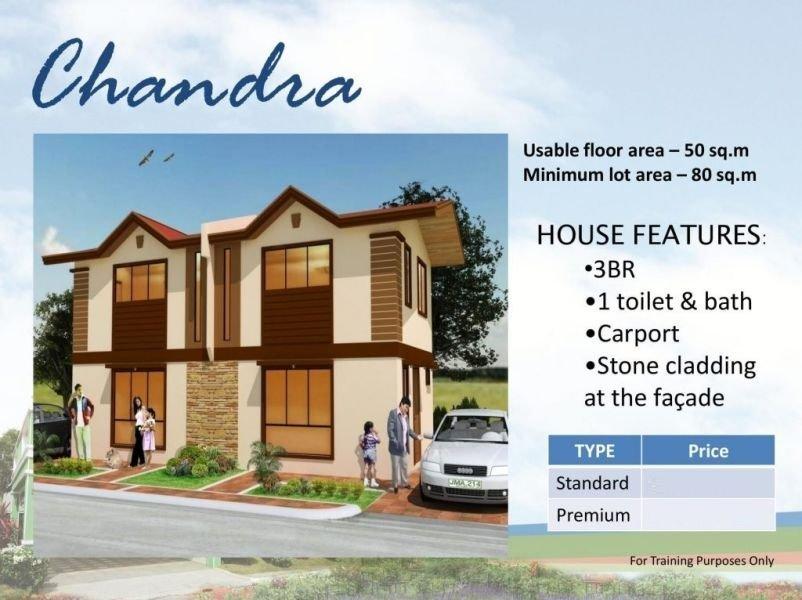 affordable house and lot duplex in gen. trias near tagaytay by suntrust
