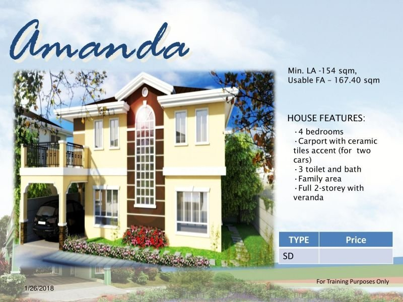 affordable house and lot single detached in gen. trias near tagaytay by suntrust