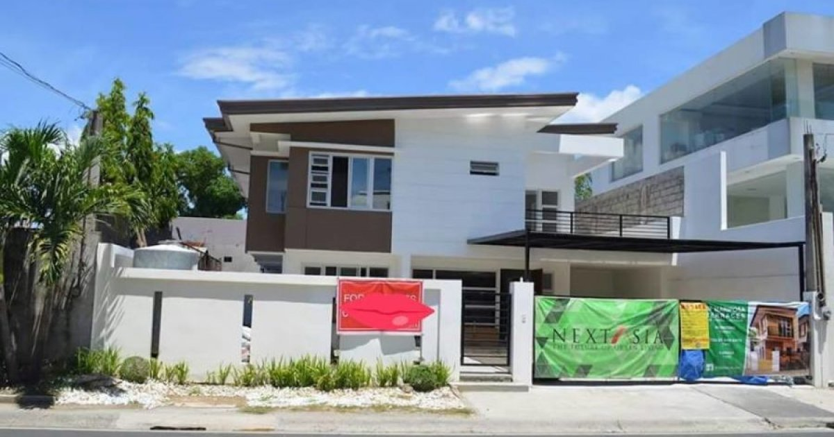 5 bed house for sale in alabang muntinlupa 18 000 000 for I bedroom house for sale