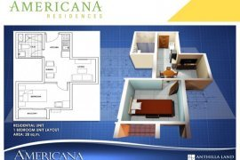 1 bedroom condo for sale in The Americana Residences