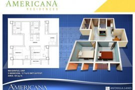 2 bedroom condo for sale in The Americana Residences