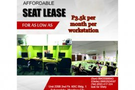 Office for rent in Mabolo, Cebu