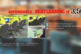 Office for rent in Subangdaku, Cebu