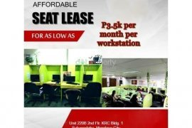 Commercial for rent in Mabolo, Cebu