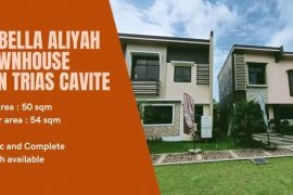 3 Bedroom Townhouse for sale in Panungyanan, Cavite