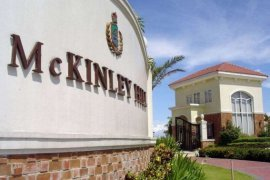 5 bedroom house for rent in McKinley Hill Village