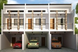4 bedroom townhouse for sale in Punta Princesa, Cebu City
