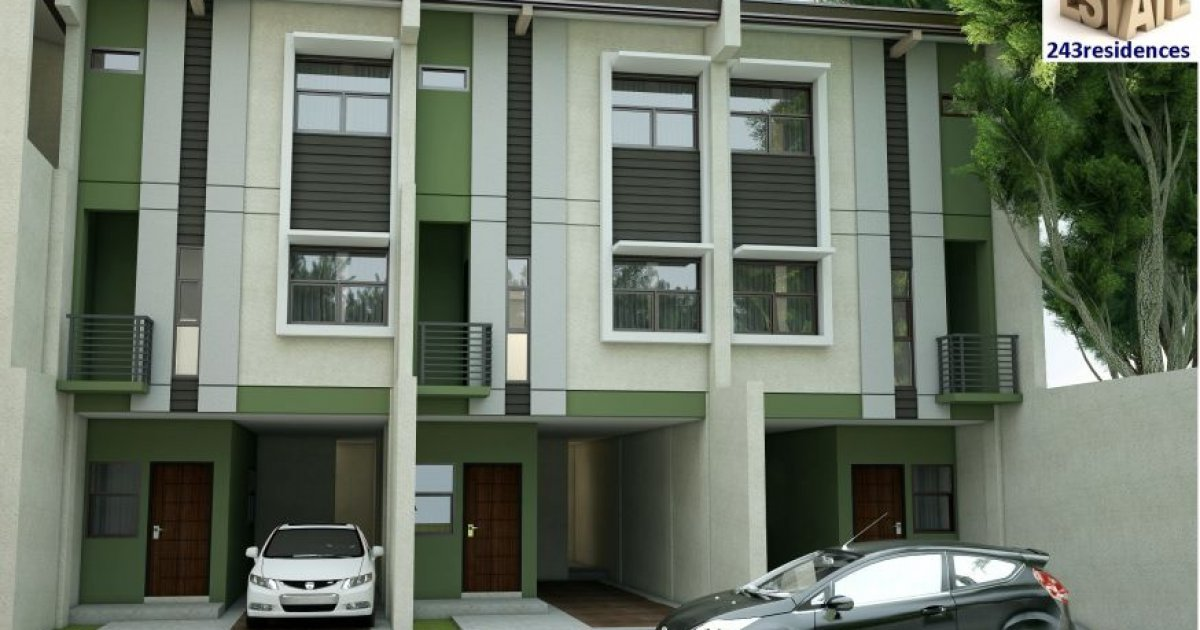 3 Bed Townhouse For Sale In Commonwealth Quezon City 6 500 000 1799907 Dot Property