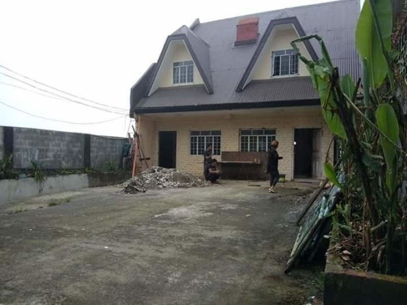 12m house and lot, marcos highway, baguio city