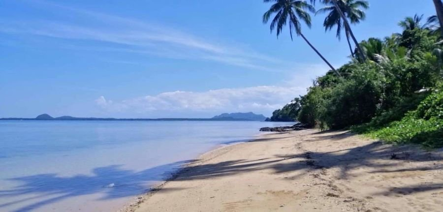 10 hectares beachfront lot for sale, palawan