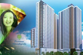 2 Bedroom Condo for Sale or Rent in Pioneer Woodlands, Mandaluyong, Metro Manila