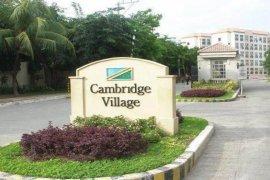 3 Bedroom Condo for Sale or Rent in Cambridge Village, Cainta, Rizal