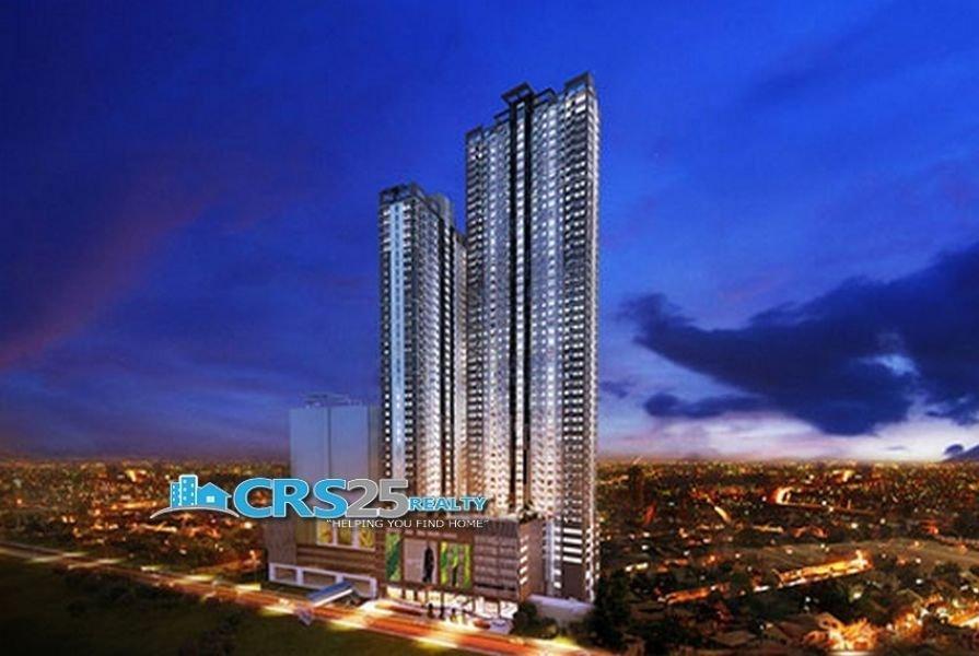 fully furnished studio in horizons 101 condominium cebu