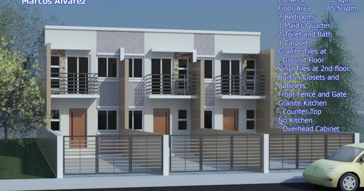 2 bed house for sale in bacoor cavite php3100000 1774192 for Home furniture for sale in cavite