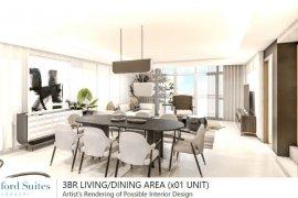 3 Bedroom Condo for sale in Parkford Suites, Makati, Metro Manila