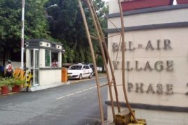 Land for sale in Bel-Air, Metro Manila