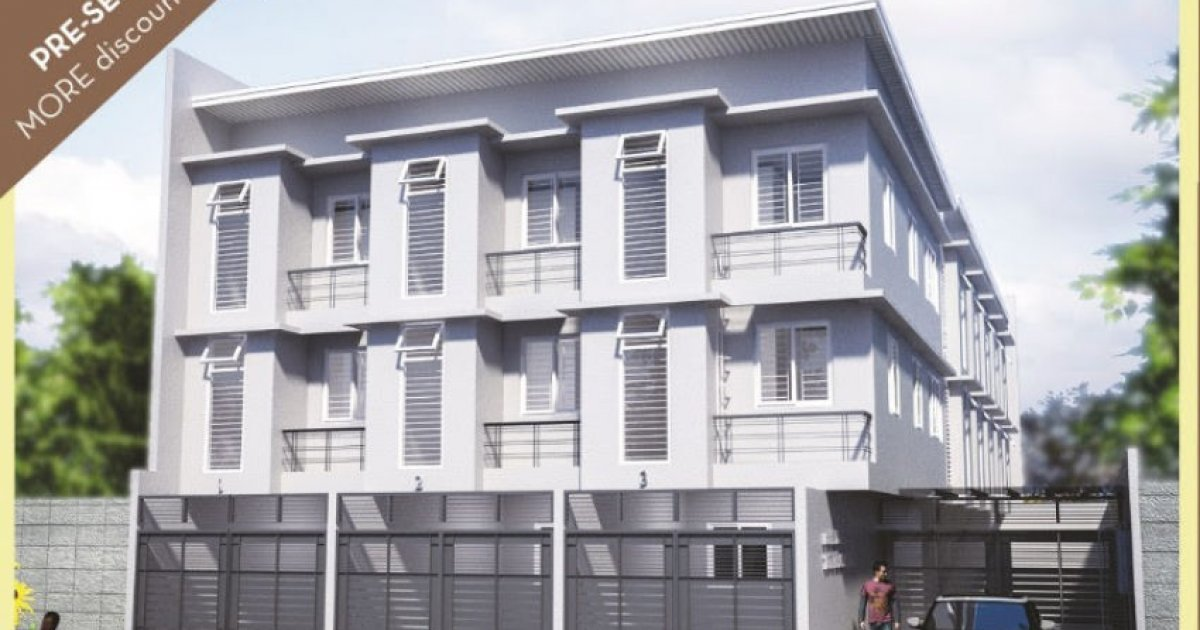 3 Bed Townhouse For Sale In Project 3 Quezon City 9 720 000 2075275 Dot Property